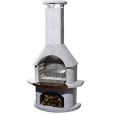 Venezia Masonry Barbecue Fireplace