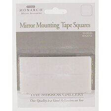 Mirror Mounting Square Tape