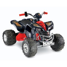 <strong>Fisher-Price</strong> Hot Wheels KFX 12V Battery Powered ATV