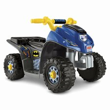 Batman Lil' Quad 6V Battery Powered ATV