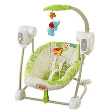 SpaceSaver Rainforest Friends Swing and Seat