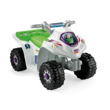 <strong>Fisher-Price</strong> Power Wheels Toy Story 6V Battery Powered ATV