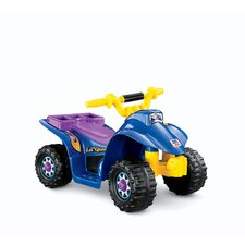Power Wheels Lil Quad Electric Ride-On