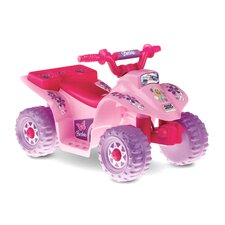Barbie Lil Quad 6V Battery Powered ATV