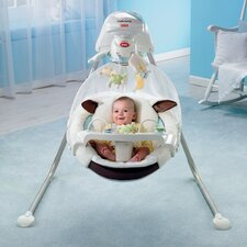 <strong>Fisher-Price</strong> My Little Lamb Dreamy Motions Cradle Swing