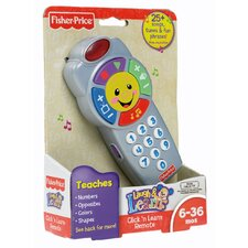 <strong>Fisher-Price</strong> Click and Learn Remote