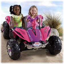 Power Wheels 2 Passenger Dune 12V Battery Powered Racer