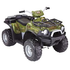 <strong>Fisher-Price</strong> Power Wheels Kawasaki 12V Battery Powered ATV