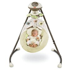 My Little Snugabunny Cradle N Swing