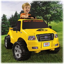 Power Wheels Lil' Ford F150 Pickup 6V Battery Powered Car