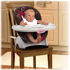 <strong>Fisher-Price</strong> Mocha Butterfly SpaceSaver High Chair