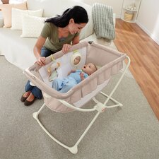Deluxe Rock'n Play Portable Bassinet