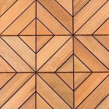 <strong>Flex Deck</strong> SAMPLE - Wood Deck Tiles in Dubai Itauba