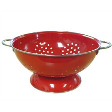 Calypso Basics 7 Quart Colander in Red