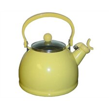 <strong>Reston Lloyd</strong> Calypso Basic 2.5-qt. Whistling Tea Kettle