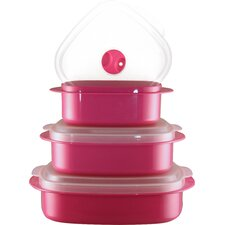 Calypso Basics Microwave Steamer Set