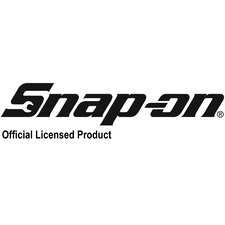 "Snap-on™ ""Official Licensed Product Shop Stool with Black Legs - Choppier"