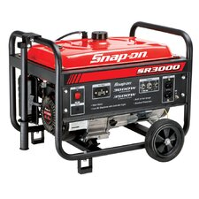 3,000 Watt Portable Recoil Start Generator