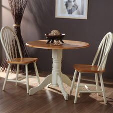 Brecon 3 Piece Dining Set