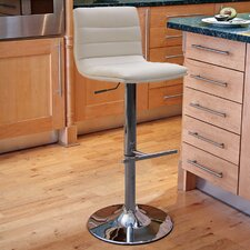 Retro Adjustable Bar Stool (Set of 2)