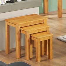 Valentia 3 Piece Nest of Tables
