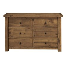 Georgia 6 Drawer Chest