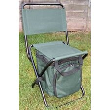 Folding Picnic Chair With Cool Bag and Picnic Set