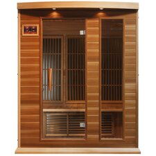3 Person Carbon FAR Infrared Sauna