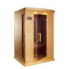 <strong>Maxxus</strong> 2 Person Carbon FAR Infrared Sauna