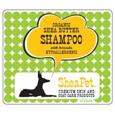 Shea Pet Avocado Shampoo (18 oz.)
