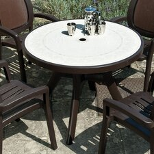 <strong>Nardi</strong> Toscana Ravenna Round Resin Dining Table