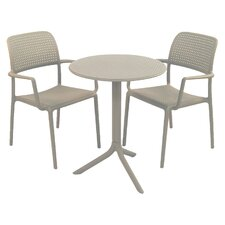 Step 3 Piece Round Dining Set