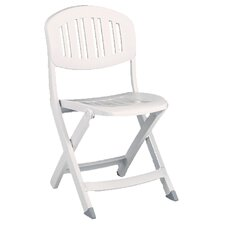 Capri Folding Side Chair (Set of 2)