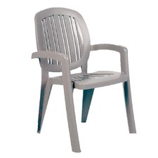 <strong>Nardi</strong> Creta Stackable Arm Chair