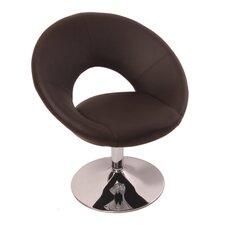 "Lounge-Sessel höhenverstellbar ""Palermo II"" in Braun"