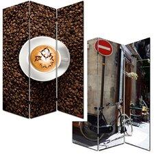 "Foto-Paravent ""Kaffee"""