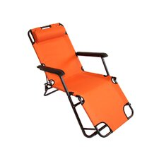 "Garten-Relaxsessel ""M12"" in Orange"