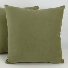 <strong>American Mills</strong> Pebble Brushed Pillow (Set of 2)