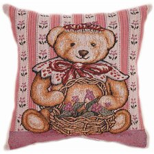<strong>American Mills</strong> Bear Basket Pillow (Set of 2)