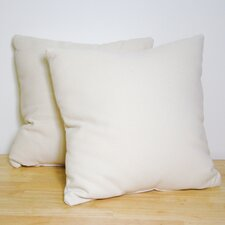 Basketweave Pillow (Set of 2)