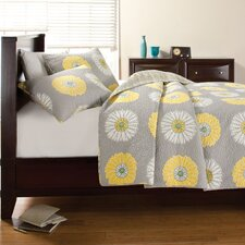 Marguerite 3 Piece Quilt Set