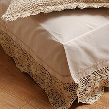 Crochet Bed Skirt