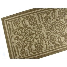 Damask Chocolate Rug