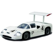 Chaparral 2F Slot Car in White