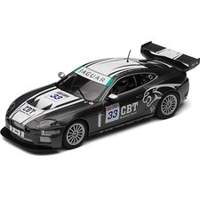 Jaguar XKR GT3 - Apex Racing Team Slot Car