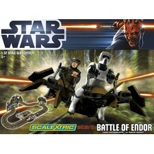 Battle of Endor Star Wars Racing Set