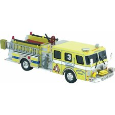 Corgi E-One Side Mount Hewlett Hill Fire Truck