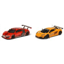 1:32 Turbo Blast Slot Car Vehicle Set