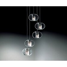 Fairy 5 Light Pendant
