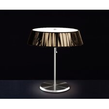 "Lilith 18.13"" H Table Lamp by Studio Alteam with Empire Shade"